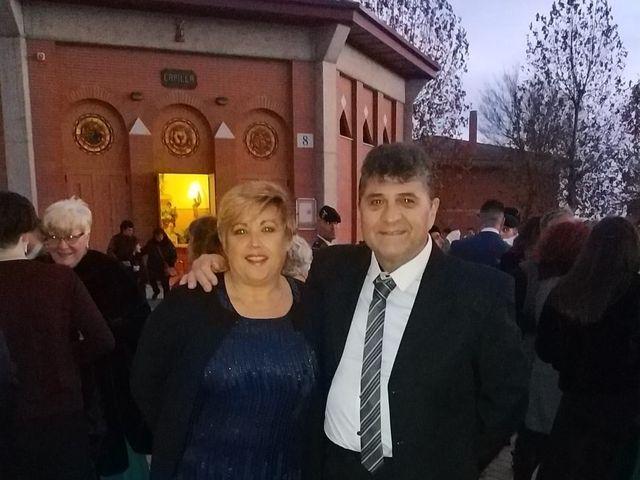 La boda de Saul y Eva en Paracuellos De Jarama, Madrid 18
