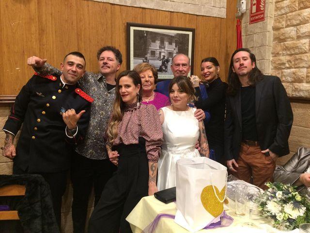 La boda de Saul y Eva en Paracuellos De Jarama, Madrid 23