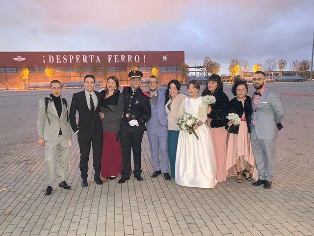 La boda de Saul y Eva en Paracuellos De Jarama, Madrid 30