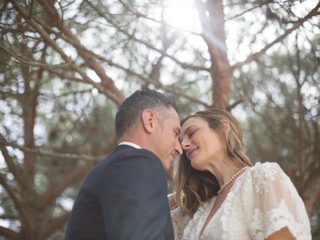 La boda de Lissy y Aaron