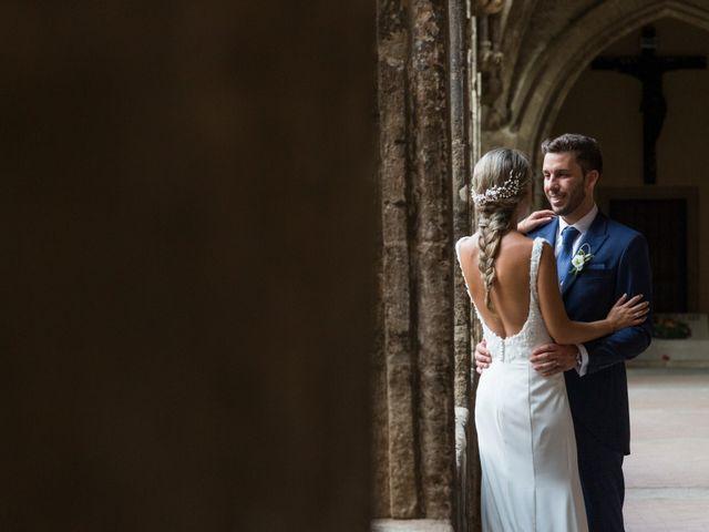 La boda de Kike y Marta
