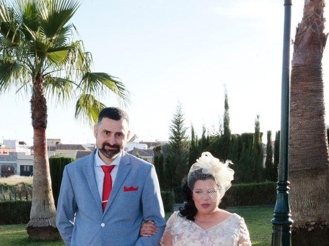La boda de Carmen y Miguel en Alcala Del Rio, Sevilla 7