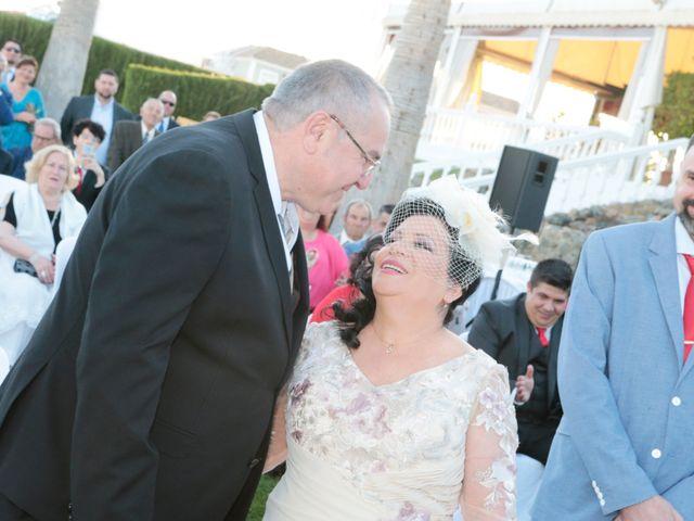 La boda de Carmen y Miguel en Alcala Del Rio, Sevilla 12