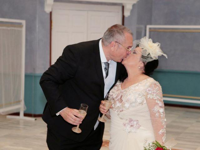 La boda de Carmen y Miguel en Alcala Del Rio, Sevilla 14