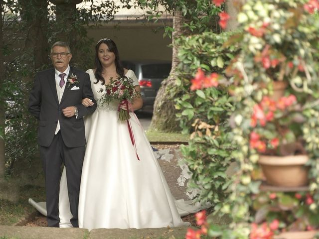 La boda de Mertxe y Mikel en Las Arenas, Vizcaya 3