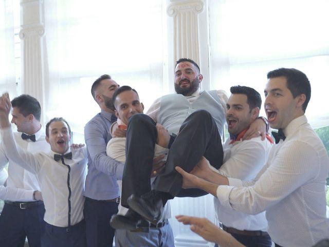 La boda de Mertxe y Mikel en Las Arenas, Vizcaya 9