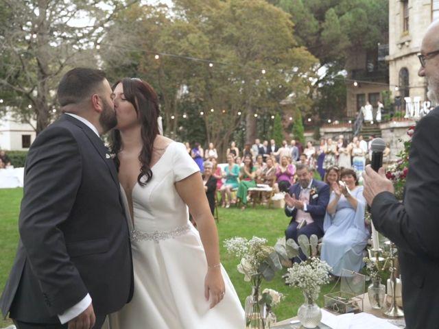 La boda de Mikel y Mertxe