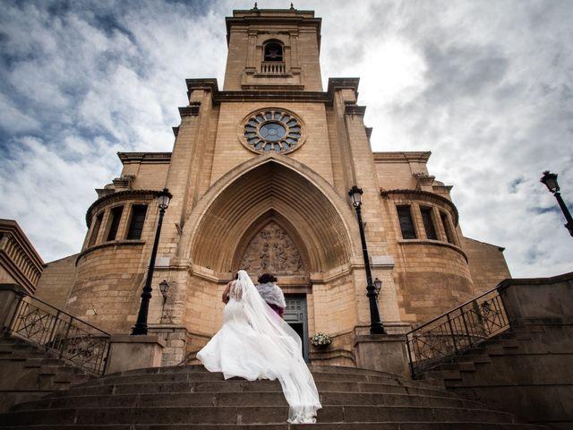 La boda de Raul y Rosa en Albacete, Albacete 10