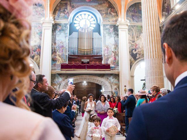 La boda de Raul y Rosa en Albacete, Albacete 11