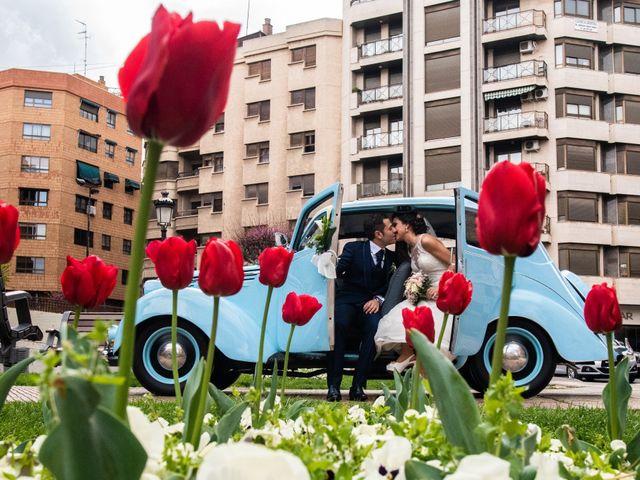 La boda de Raul y Rosa en Albacete, Albacete 26