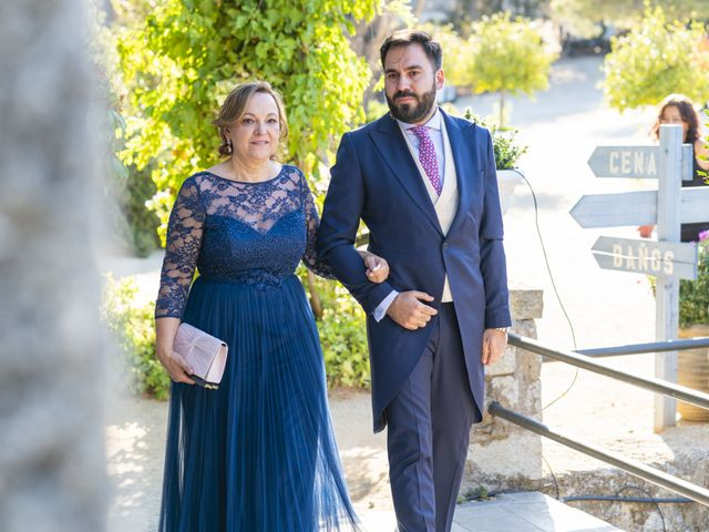 La boda de Gema y Alejandro en Torrelodones, Madrid 11