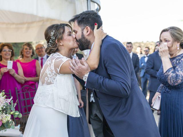 La boda de Gema y Alejandro en Torrelodones, Madrid 13