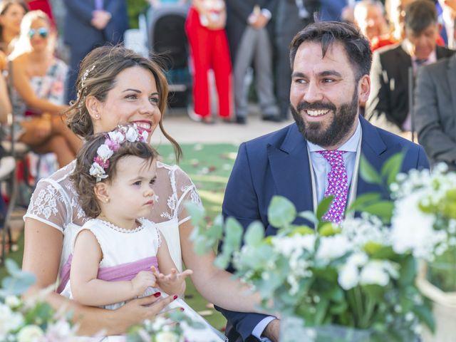 La boda de Gema y Alejandro en Torrelodones, Madrid 14