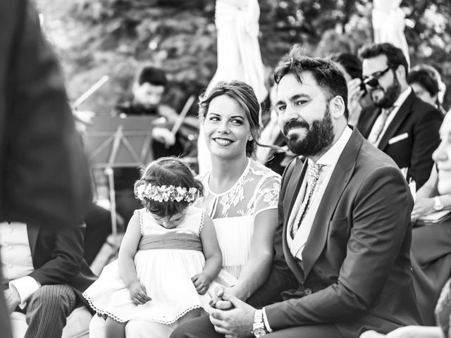 La boda de Gema y Alejandro en Torrelodones, Madrid 15