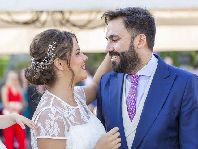 La boda de Gema y Alejandro en Torrelodones, Madrid 17