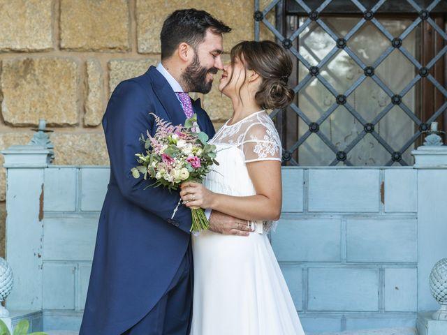 La boda de Gema y Alejandro en Torrelodones, Madrid 23