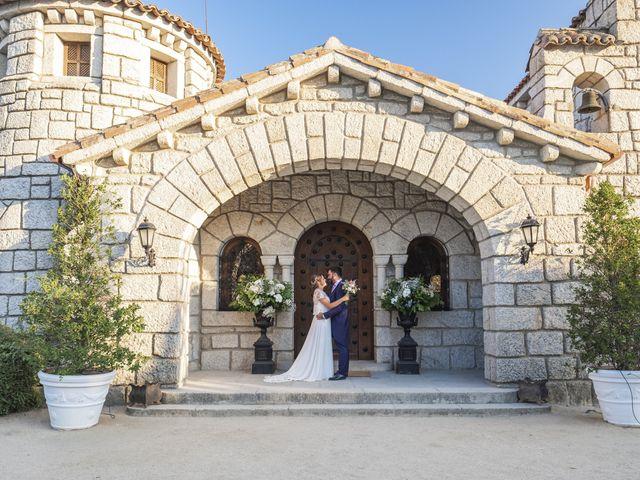 La boda de Gema y Alejandro en Torrelodones, Madrid 25