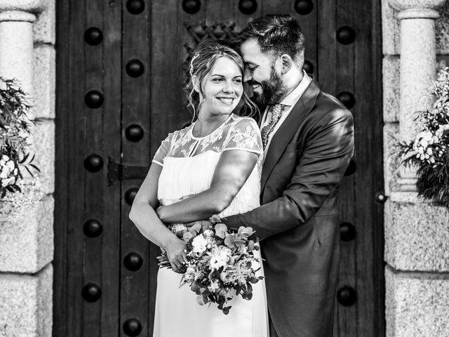 La boda de Gema y Alejandro en Torrelodones, Madrid 26