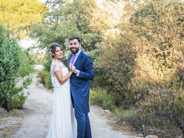 La boda de Gema y Alejandro en Torrelodones, Madrid 27