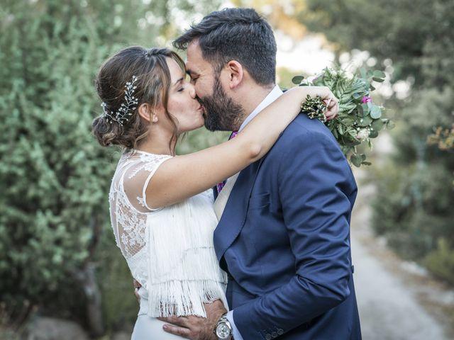 La boda de Gema y Alejandro en Torrelodones, Madrid 28