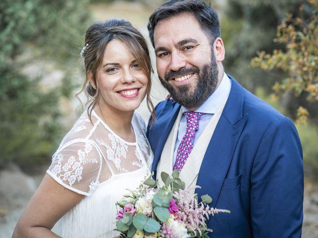La boda de Gema y Alejandro en Torrelodones, Madrid 29