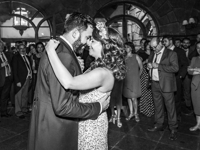La boda de Gema y Alejandro en Torrelodones, Madrid 32