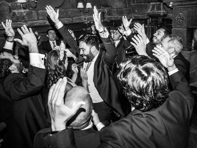 La boda de Gema y Alejandro en Torrelodones, Madrid 34