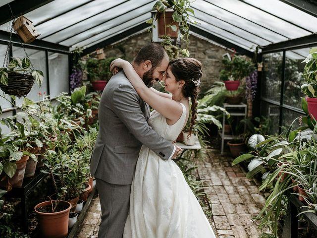 La boda de Clara y Oliver
