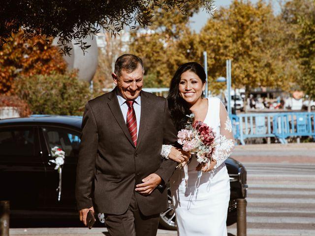 La boda de Daniel y Yuli en Leganés, Madrid 13