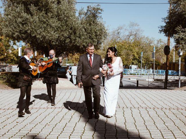 La boda de Daniel y Yuli en Leganés, Madrid 14