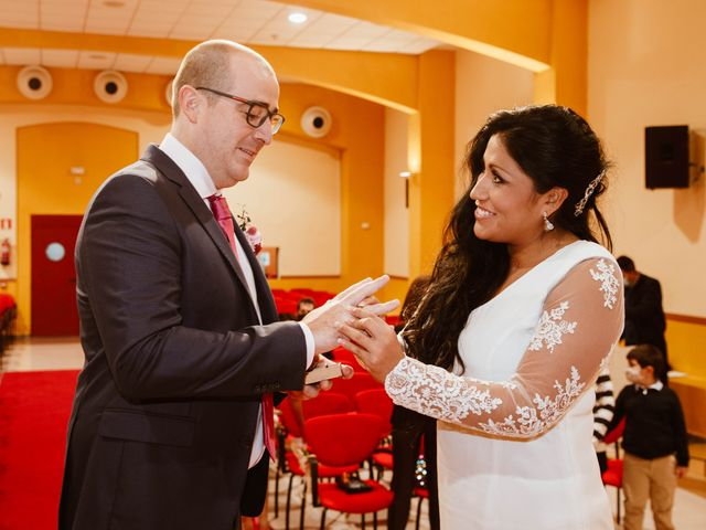 La boda de Daniel y Yuli en Leganés, Madrid 17