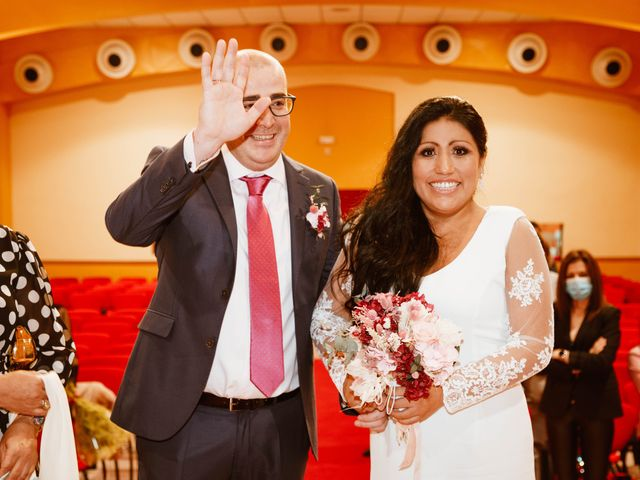 La boda de Daniel y Yuli en Leganés, Madrid 19