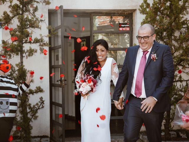 La boda de Daniel y Yuli en Leganés, Madrid 21