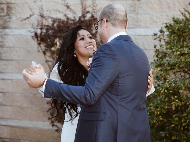 La boda de Daniel y Yuli en Leganés, Madrid 23