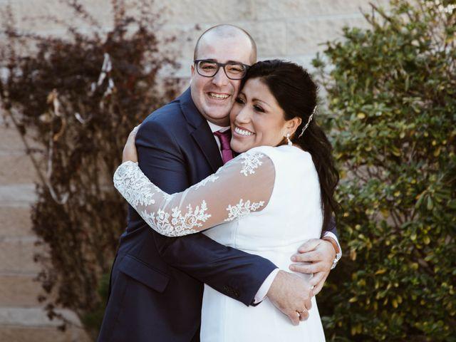La boda de Yuli y Daniel