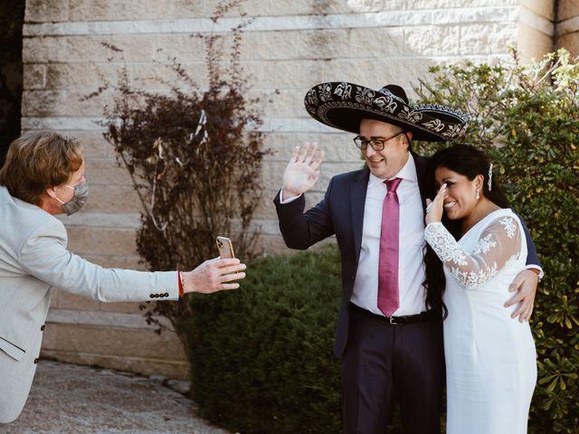 La boda de Daniel y Yuli en Leganés, Madrid 25