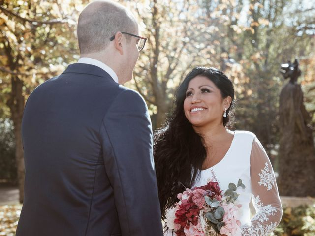 La boda de Daniel y Yuli en Leganés, Madrid 29