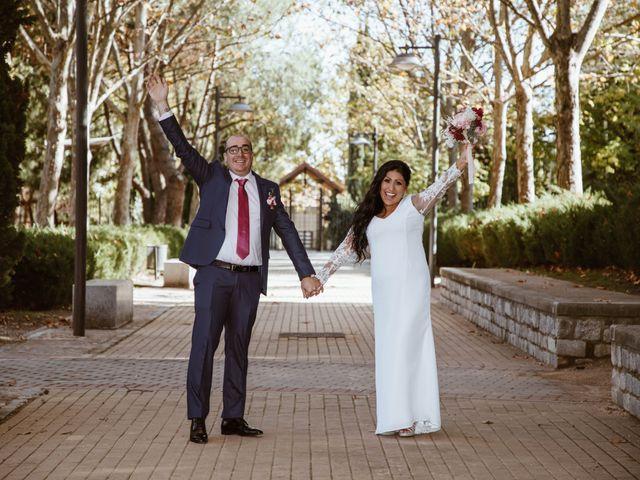 La boda de Daniel y Yuli en Leganés, Madrid 32