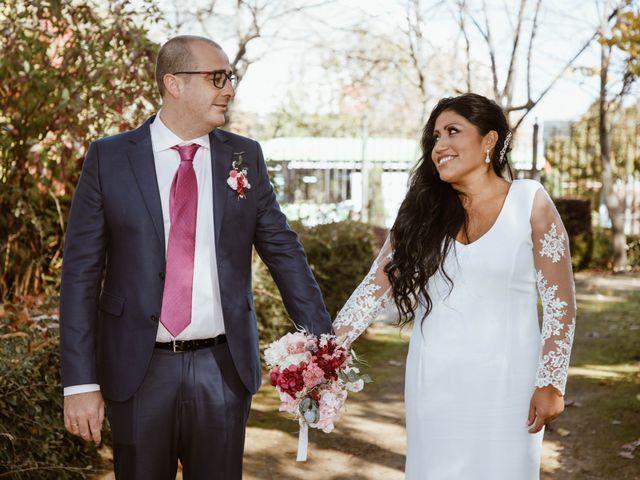 La boda de Daniel y Yuli en Leganés, Madrid 33