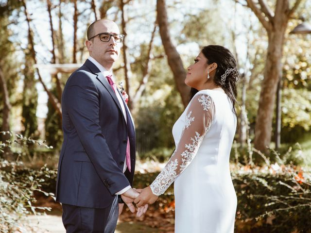 La boda de Daniel y Yuli en Leganés, Madrid 34