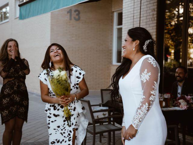 La boda de Daniel y Yuli en Leganés, Madrid 37