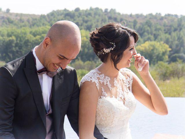 La boda de Rubén y Cristina en Soneja, Castellón 1