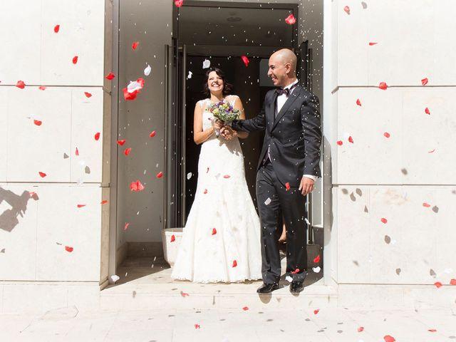 La boda de Rubén y Cristina en Soneja, Castellón 2