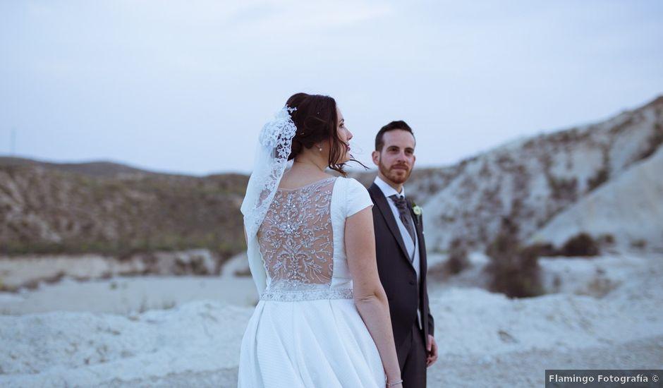 La boda de Raúl y María en Murcia, Murcia