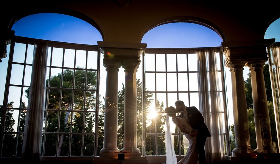La boda de Marc y Ana en Sant Pere De Ribes, Barcelona
