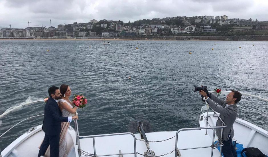 La boda de Javi y Elvira Judit en Donostia-San Sebastián, Guipúzcoa