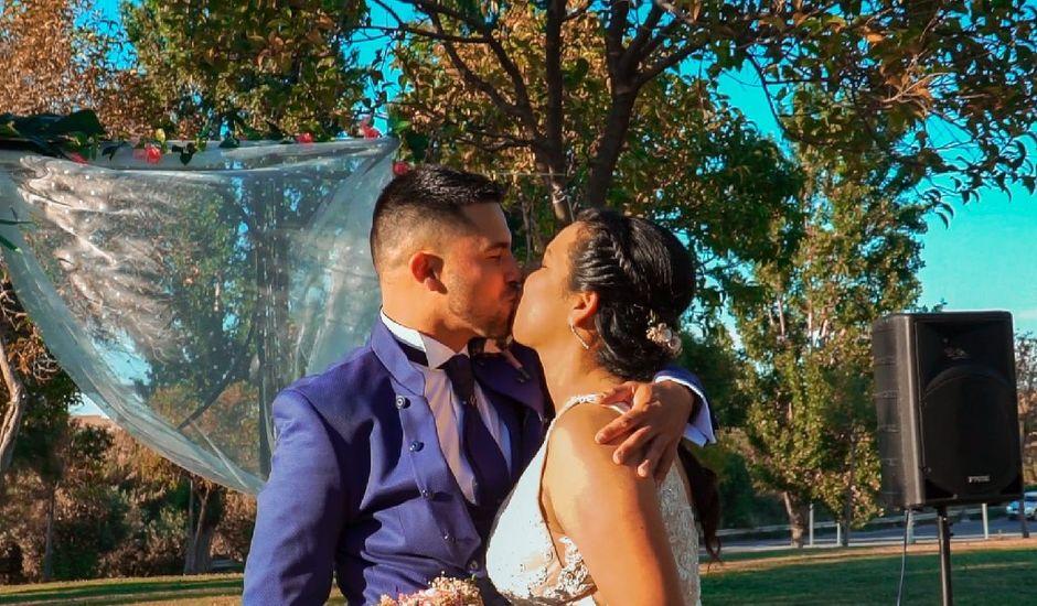 La boda de Cristhian  y Laura  en Cuarte De Huerva, Zaragoza