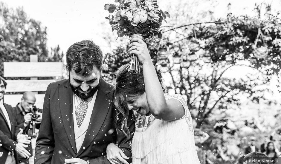 La boda de Gema y Alejandro en Torrelodones, Madrid