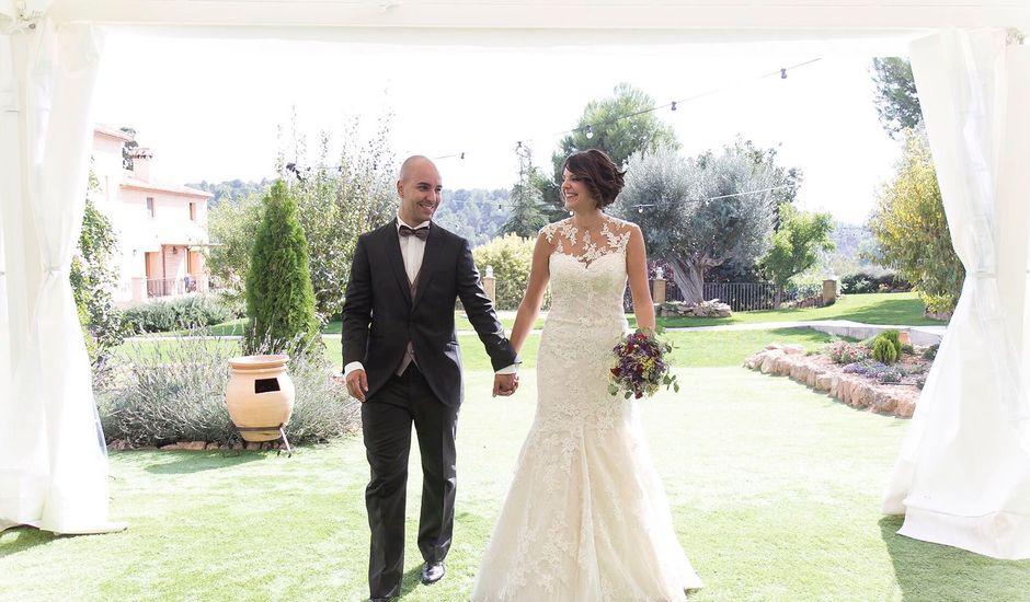 La boda de Rubén y Cristina en Soneja, Castellón