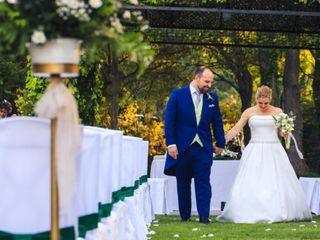 La boda de Cristina y Jesus